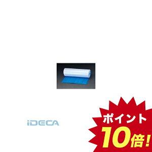AS56502 1000mm x 30m床面養生マット エンボス 【キャンセル不可】 【ポイント10倍】