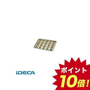 BL14091 シリコン加工 マロンケーキ型天板 25ヶ取 【ポイント10倍】