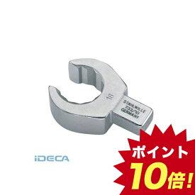 BS22428 トルクレンチ差替ヘッド オープンリング 【ポイント10倍】