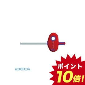 BT01606 クロスハンドル六角棒ドライバー 【ポイント10倍】
