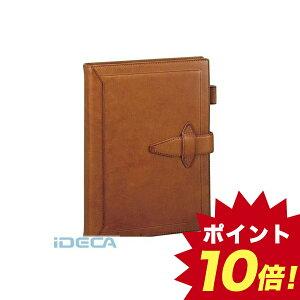 HM68326 ダヴィンチ ロロマクラシック システム手帳 A5 20mm ブラウン 【ポイント10倍】