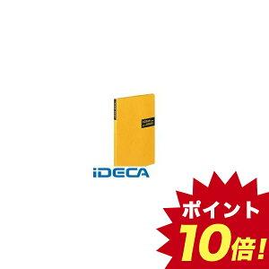 HP85656 スクラップブックSスパイラルとじ・固定式A4クラフト40枚黄 ラ−410Y 【ポイント10倍】