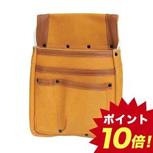 JP56844 本革製マチ付釘袋 【ポイント10倍】