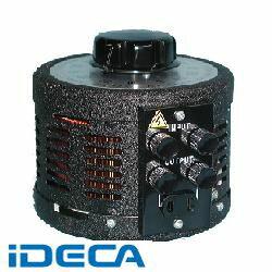 AT40445 スライドトランス据置型 単相2線200V 2.5A 0.5KVA