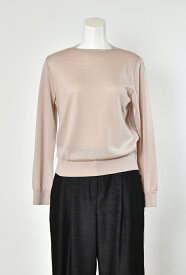【50%OFF】Se ninon ファインウール 日本製ニットセーター プルオーバー レディース ミセス 秋冬