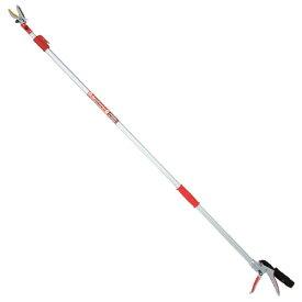 【人気商品】E−Value・強力剪定伸縮高枝切鋏2段3M