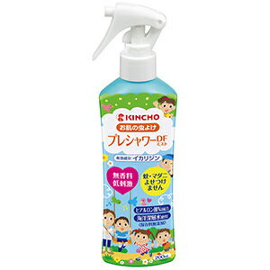大日本除虫菊 お肌の虫よけ プレシャワーDFミスト 無香料 200mL