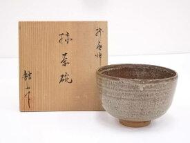 【IDnet】 唐津焼 山造 茶碗【中古】【道】