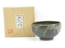 【IDnet】 大谷焼 茶碗(箱付)【中古】【道】