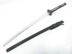 【IDnet】 【・趣味】 黒刀 模造刀【アンティーク】【中古】【道】