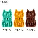 【 犬 猫 ブラシ 】IDOG&ICAT UTTORAJI 夢心地なマッサージブラシ/ふくふくにゃんこ【 グルーミング アンダーコート …