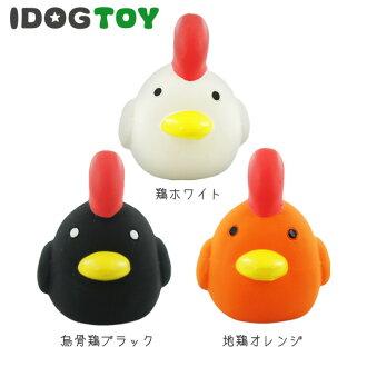 iDog & iCat 原始乳胶玩具可乐鸡
