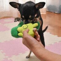 【ぬいぐるみ】【犬】【おもちゃ】噛むとキュッキュと音がなるよ