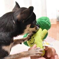 【ぬいぐるみ】【犬】【おもちゃ】わたしのおもちゃとらないで〜