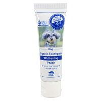 ホワイトニングペット 歯磨き粉