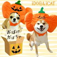 iDog変身かぶりものスヌードおばけかぼちゃアイドッグ。
