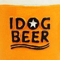 「IDOGBEER」のロゴ入り