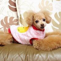 トイプー2.3kgのメロディちゃんはピンクのSを着用犬服タンクトップ