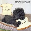 【 犬 おもちゃ 】iDog スマイリー食パン 鳴き笛入り アイドッグ【 あす楽 翌日配送 】【 布製 ぬいぐるみ ドッグトイ…