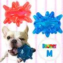 【犬 歯磨き おもちゃ】 プラッツ PLATZ NEW BOOMER ニューブーマー M 【デンタルケア ハミガキ はみがき】【ドッグト…