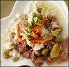 吃吃吃吃熟牛肉蔬菜配菜