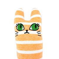 【猫おもちゃ】iDog&iCat国産おもちゃiToyユキちゃんの仲間たちSサイズ[メール便不可]【国産布製安全】【キャットトイ猫のおもちゃ玩具ぬいぐるみ】【キャットニップまたたび】【猫用】【icat】