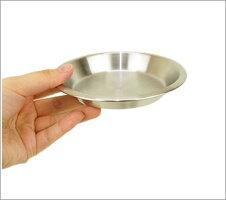 【犬】【猫】【食器台】iDogアイドッグKeatキート専用ディッシュステンレス浅皿。お皿だけでも使用できます。