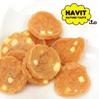 【犬】【おやつ】HAVITチーズチキンチップス。商品画像1。
