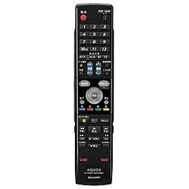 【あす楽対応_在庫あり】SHARP DVD用純正リモコン 0046380185 (RRMCGA558WJPA)■DV-ACV52用■メーカー純正■シャープ■新品■[AQUOS(アクオス) VHS ビデオ HDD レコーダー用]