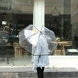 折りたたみ傘ワンタッチ自動開閉透明傘収納ポーチ携帯用傘ケース付きメンズレディース折り畳み傘軽量折りたたみ傘雨傘男紳士女性婦人折りたたみ傘ジャンプ傘[送料無料]