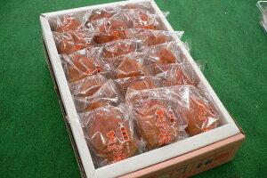 【福島産  あんぽ柿 (蜂屋柿)約1kg (9〜18コ)化粧箱詰×1箱】