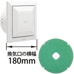 ナスタ(キョーワナスタ)製 8640PRシリーズ用アレルフィルター(5枚入)