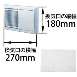 ナスタ(キョーワナスタ)製 VTE100用フィルター(2枚入)