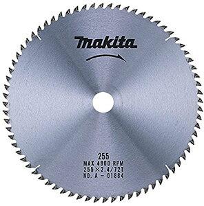 マキタ A-01884 卓上・スライドマルノコ用 チップソー 木工・アルミ用 255mm