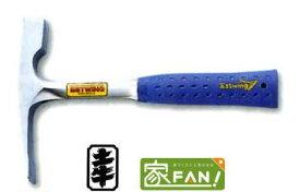 土牛 DOGYU Estwing社 ハンマー ロックチゼルハンマー 20オンス ナイロングリップ E3-20PC