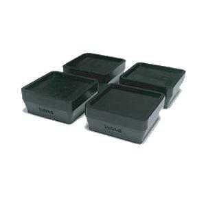 (通常在庫品)タツフト HMD-5505(旧品番:HMD-5500)高さ:45mm  高さ調整・防音・防振ゴムマット(157-494)