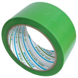 在庫有り[奉仕品] パイオランテープ Y-09-GR 50mm×25m 養生テープ 30巻入 ダイヤテックス