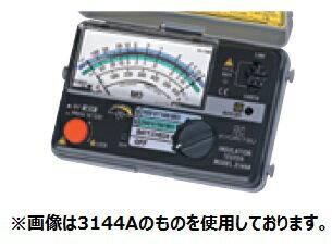 共立電気計器 絶縁抵抗計 キューメグ MODEL 3144A