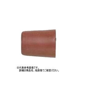 水上金属 ゴム戸当り 茶 20mm ビス・ワッシャー付 100個