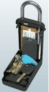ノムラテック キーストック N-1260 カードキーも入る大容量キーボックス