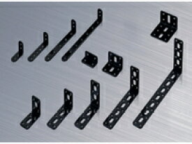 マイスト 鉄製取付金具〈L字タイプ〉 6043 2×45×(37×37) 家具用耐震金物 金折