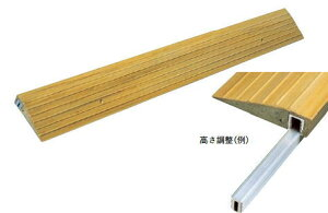 杉田エース ACE (455-548) 室内用段差スロープ 段ない・ス H20