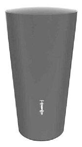 タカショー LDA-210DG 雨水タンク レインボウル ダークグレー