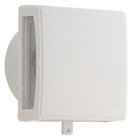 ユニックス 室内用製品 差圧式給気口 壁取付用 PDF150BWFH(旧品番:PDF150AWFH) フラットカバー 外気浄化フィルター
