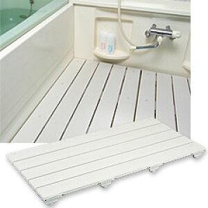 ヤザキ(個人宅配送不可) フォーアクセスすのこ 浴室用すのこ 450mm×1000mm CWF クリームグレー/アイボリー