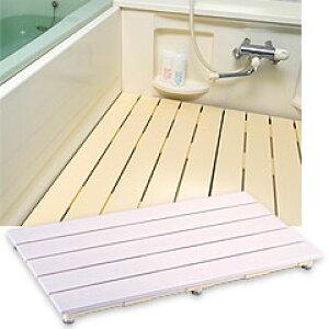 ヤザキ(個人宅配送不可) エコボードすのこ 浴室用すのこ 600mm×600mm CWB ピンク/アイボリー