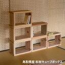 キューブボックス 木箱 杉材 シェルフ ボックスシェルフ 24mm 収納 什器 木製 A4 本棚 無垢材 ディスプレイラック 収…