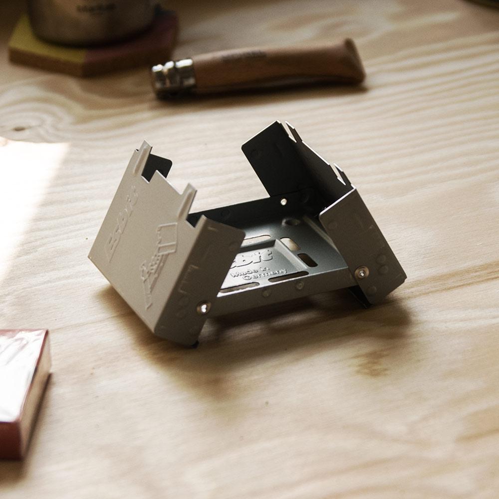 esbit エスビット ポケットストーブ コンパクト 固形燃料