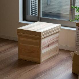 茶箱 20kg 日本製 国産杉使用 20キロ 木箱