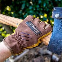 KincoPro2014グローブアウトドア手袋キャンプDIYSyntheticLeatherGloves